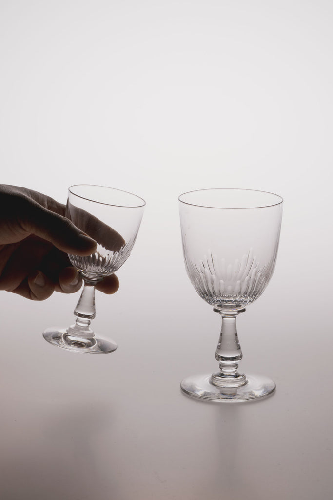 Gondole Wine Glass by Baccarat