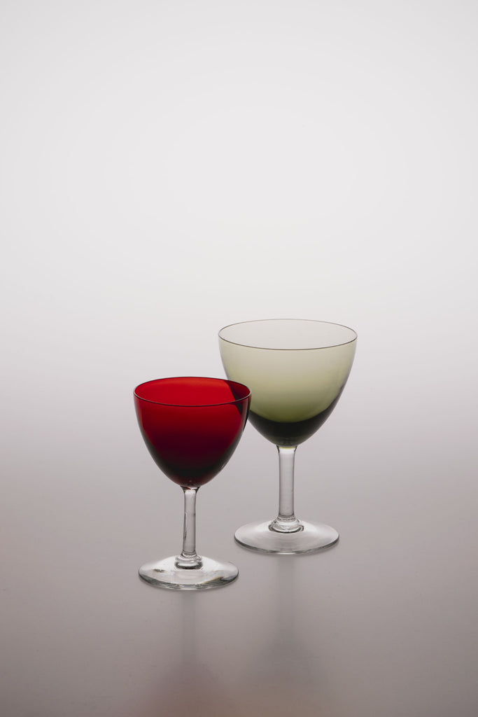 Color Liqueur Glasses