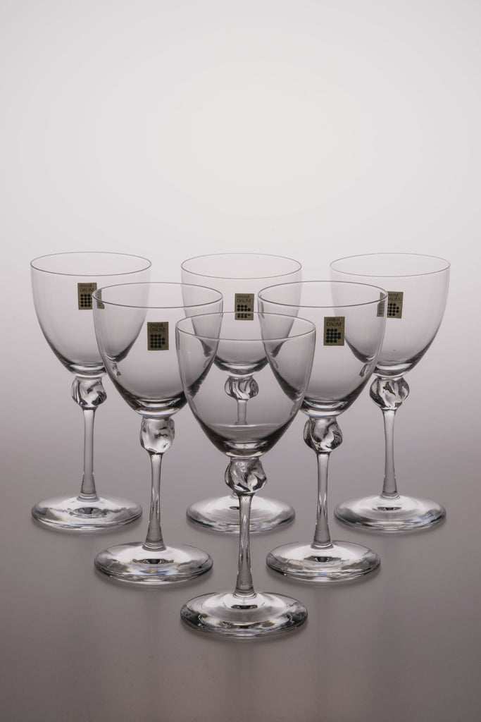 Bolero Sherry Glass by Daum