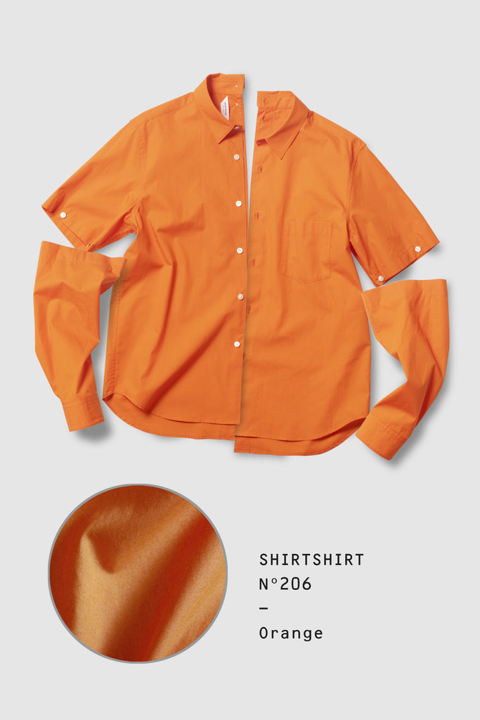 SHIRTSHIRT - Orange / Nº206