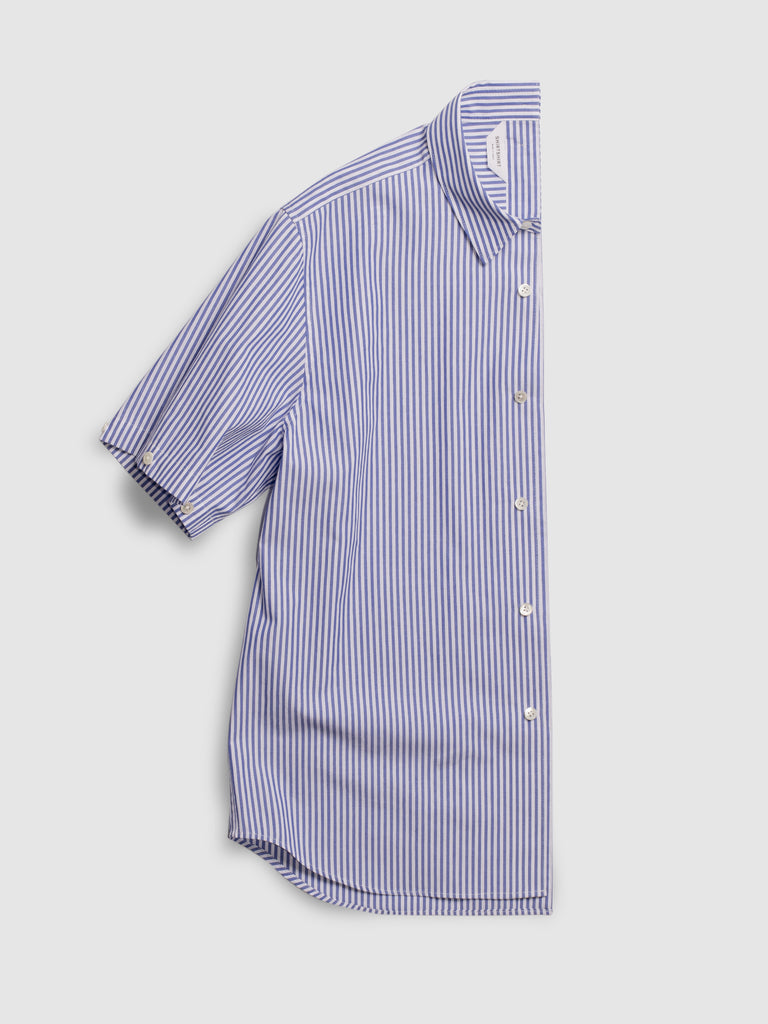 SHIRTSHIRT - Blue Stripe / Nº308