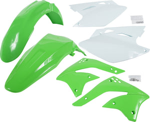 ACERBIS | PLASTIC KIT GREEN | 20410-60357