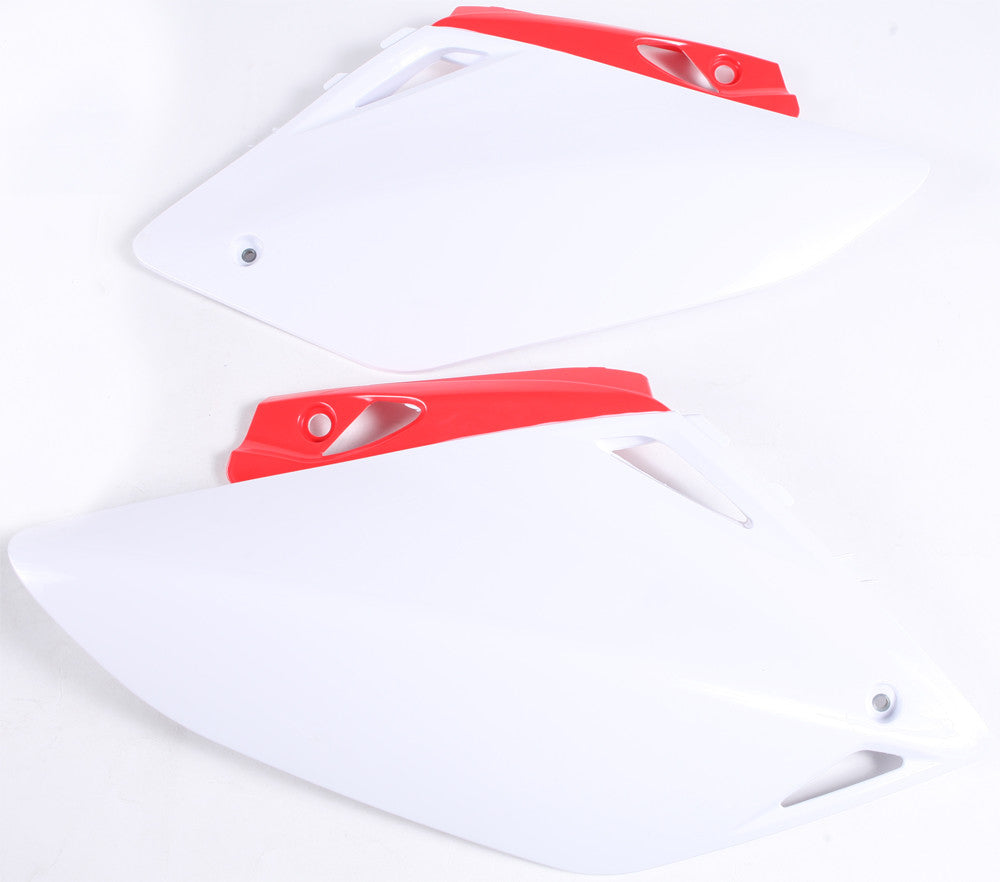 ACERBIS | SIDE PANELS WHITE | 20820-40354