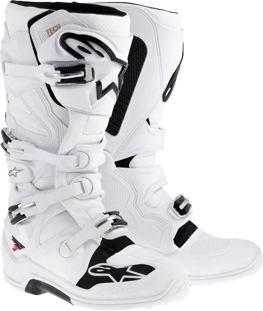 ALPINESTARS | TECH 7 BOOTS WHITE SZ 11 | 482-20311