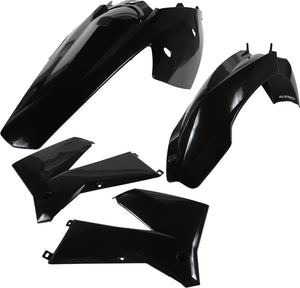 ACERBIS | PLASTIC KIT BLACK | 1581-0105