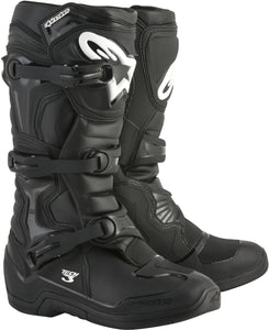 ALPINESTARS | TECH 3 BOOTS BLACK SZ 06 | 482-04106
