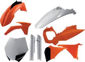 ACERBIS | PLASTIC KIT ORANGE | 22052-72882