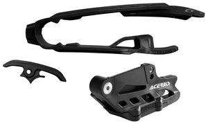 ACERBIS | GUIDE/SLIDER KIT BLACK | 24626-30001