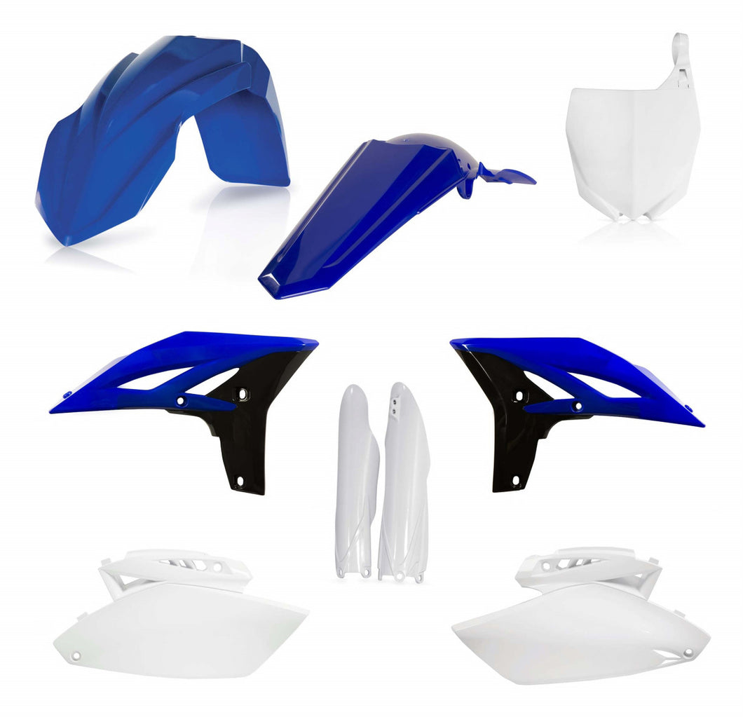ACERBIS | FULL PLASTIC KIT BLUE | 21980-13713