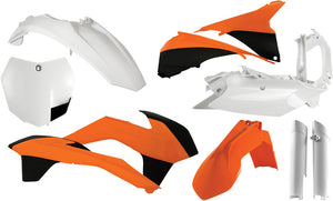 ACERBIS | FULL PLASTIC KIT ORANGE | 23143-33914