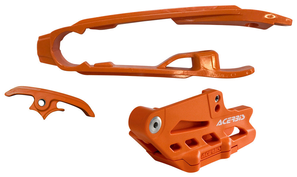 ACERBIS | GUIDE/SLIDER KIT ORANGE | 24626-30036