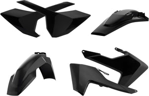 ACERBIS | PLASTIC KIT BLACK | 26340-20001
