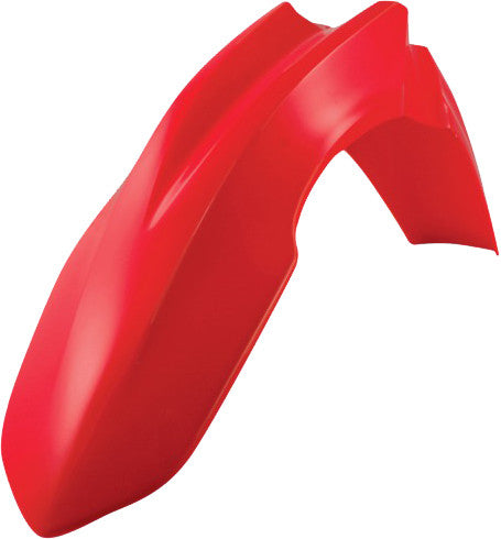 ACERBIS | FRONT FENDER RED | 21418-10227