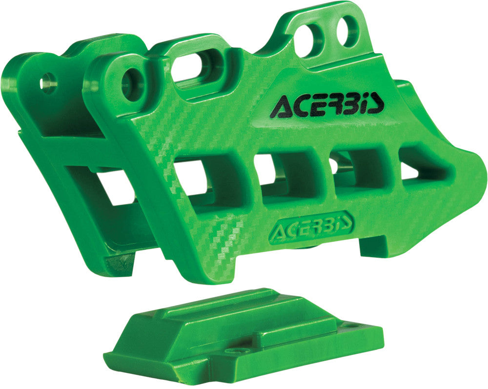 ACERBIS | CHAIN GUIDE BLOCK 2.0 GREEN | 24109-70006