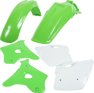 ACERBIS | PLASTIC KIT GREEN | 1575-5398