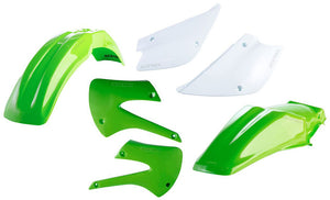 ACERBIS | PLASTIC KIT GREEN | 1575-9600
