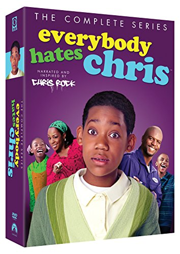 Everybody Hates Chris The Complete Series | Everybody Hates Chris DVD Season 1 2 3 4 Region 1