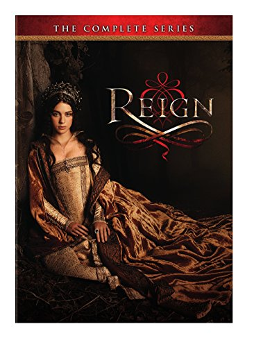 Reign: The Complete Series 1-4