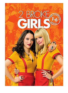 2 Broke Girls - The Complete Series 1-6