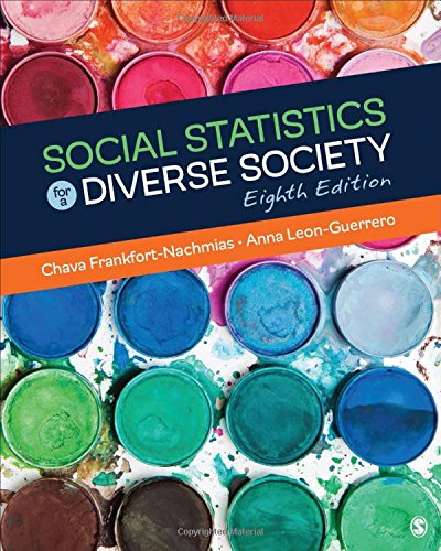Social Statistics for a Diverse Society 8th Edition