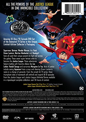 Justice League - The Complete Series