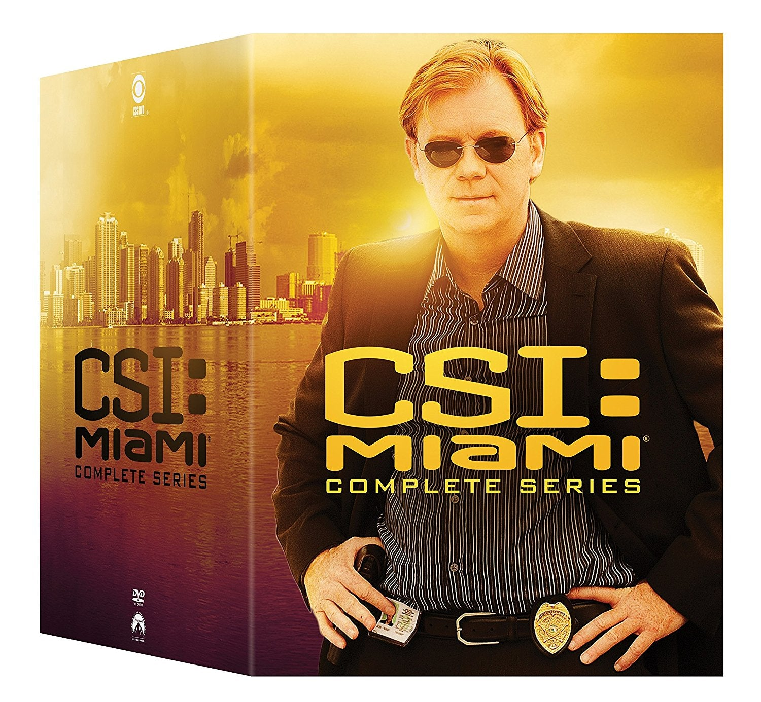 CSI: Miami - The Complete Series 65-Set DVD Region 1