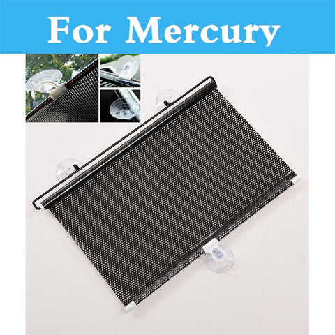 Window Car Sun Shade Auto Sun Visor Car Window Suction Cup Car Curtain Sun Shade Car Sun Shade For Mercury Marquis Mariner Milan Montego Grand