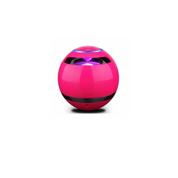 Copy of Wireless Bluetooth Speaker Portable | FM Radio Magic Ball Speakers With Small Night Stand Lights