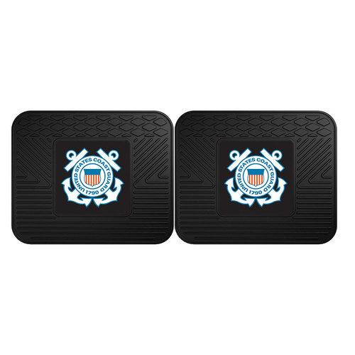 "US Coast Guard Armed Forces Utility Mat (14x17"")(2 Pack)"""