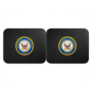 "US Navy Armed Forces Utility Mat (14x17"")(2 Pack)"""