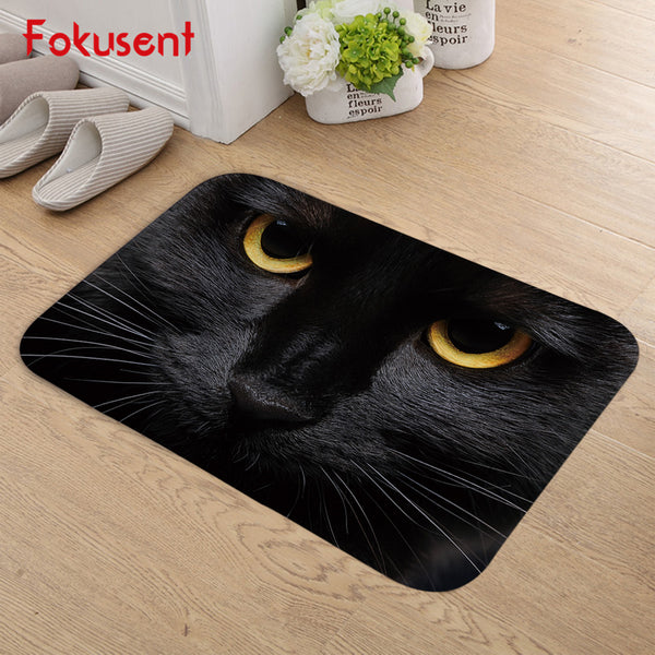 Indoor Door Mat For Garage, Backyard, Corridor, Front Door By LUD | Soft Pets Cat and Dog Floor Mats Foot Pad Toilet Tapete Rugs For Living Room Concentrates Dirt On A Spot