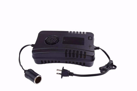 AC to DC Converter - This New Invention Allows You To Use Your Favorite Car Device At Home Includes 12V Converter Adapter With Cigarette Car Lighter Power Socket