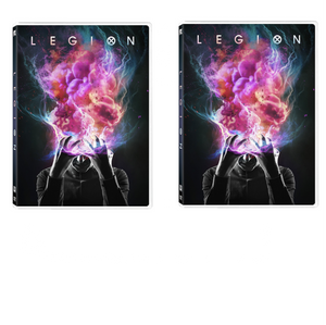 Legion | The Legion Series 1 CD DVD  Season 1 Release 2017 New 2-Set DVD Region 1