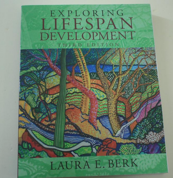 Exploring Lifespan Development 3rd Edition Berk, Lifespan Development Series 3rd Edition Paperback by Laura E. Berk - 978-0205957385