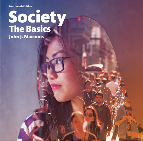 Society: The Basics 14th Edition by John J Macionis Paperback - 978-0134206325