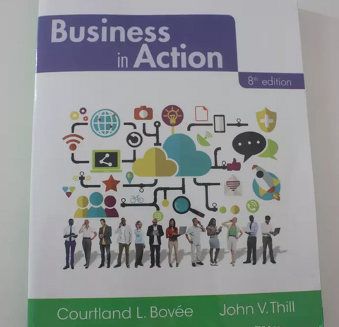 Business in action 8th edition 8th edition by courtland l bovee business in action 8th edition 8th edition by courtland l bovee john fandeluxe Gallery