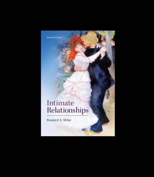 Intimate Relationships by Rowland S. Miller (2014, Paperback) 7th Edition Brand NEW -  978-0077861803