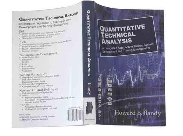 Quantitative Technical Analysis: An integrated approach to trading system development - 978-0979183850