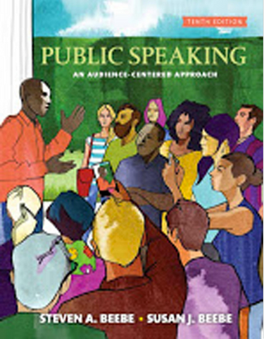 Public Speaking 10th Edition by Steven A. And Susan J Beebe (NEW Paperback 2017) - 978-0134380919