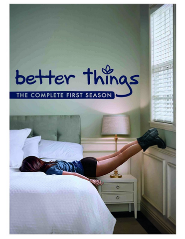 Better Things - Season 1 Better Things - The Complete First Season DVD 2-Set DVD Region 1 New Release 2017