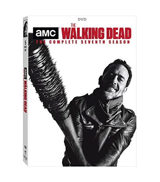 The Walking Dead - Season 7 New 2017 Release 5-Set DVD Region 1