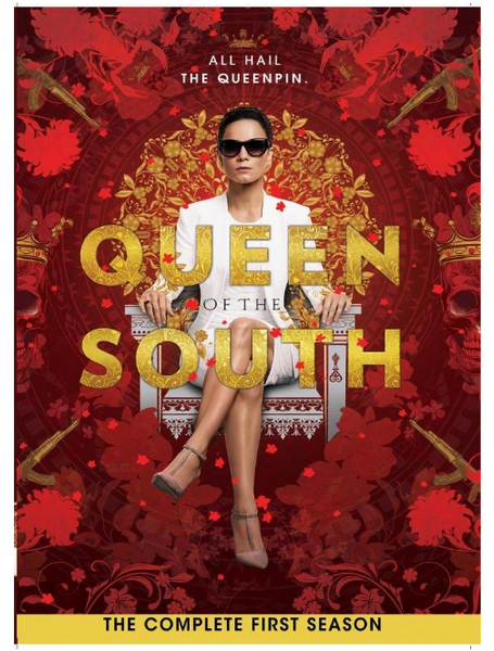 Queen Of The South Season 1 New Release 2017 3-Set DVD Region 1
