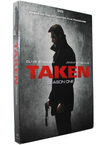 Taken - Season 1 Release 2017 New 3-Set DVD Region 1
