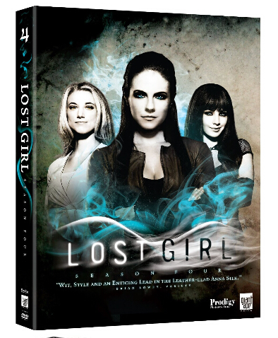 Lost Girl - Season 4 - Release 2017 New 5-Set DVD Region 1