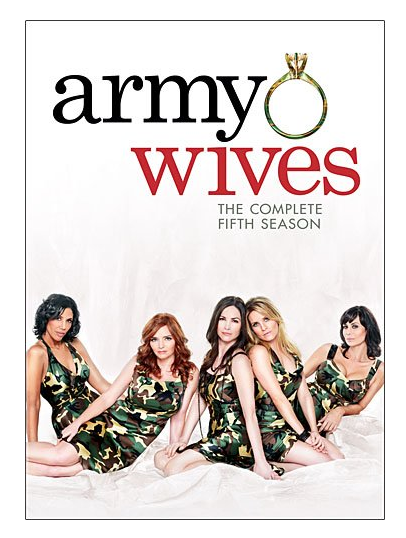 Army Wives - Season 5 Release 2017 New 3-Set DVD Region 1