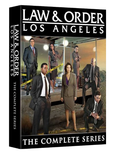 Law & Order - The Los Angeles Complete Series New-DVD Release 2017 New 5-Set DVD Region 1