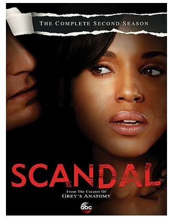 Scandal - Season 2  Release 2017 New 5-Set DVD Region 1