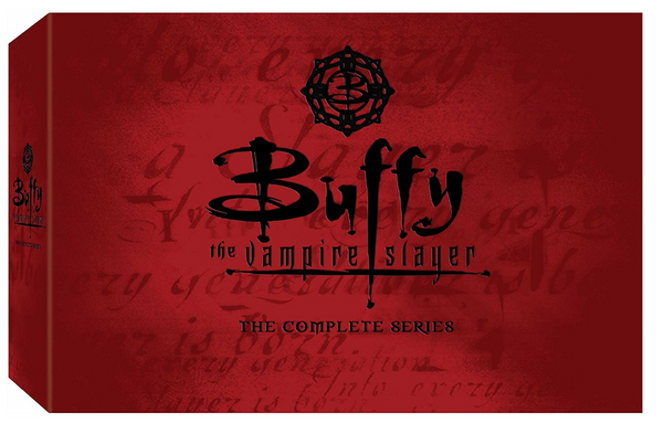 Buffy the Vampire Slayer - The Complete Series New 2017 Release 39-Set DVD Region 1