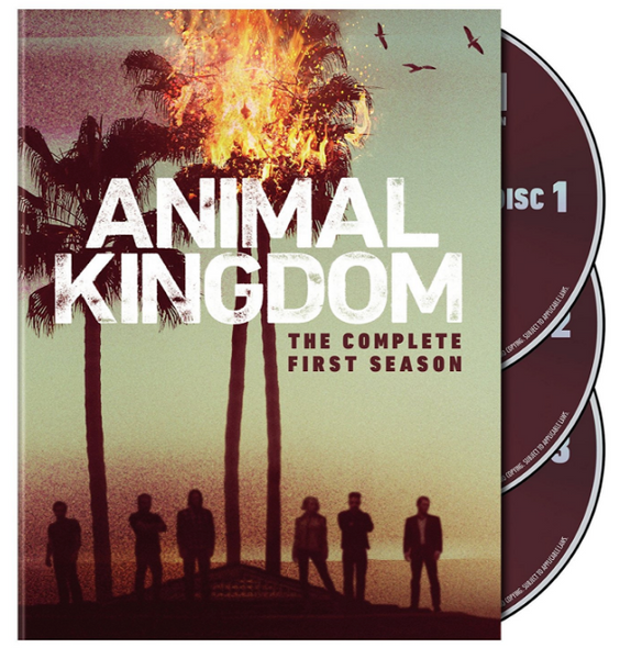 Animal Kingdom | The Animal Kingdom Series CD DVD Season 1 Release 2017 New 3-Set DVD Region 1