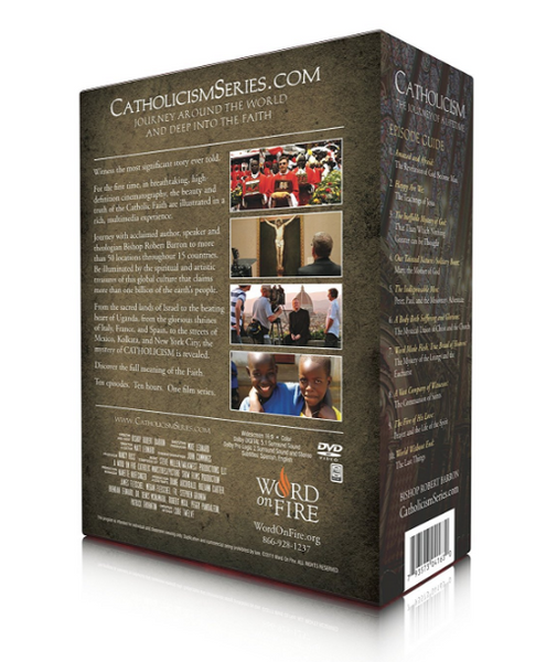 Catholicism DVD Box Set New 2017 Release 5-Set DVD Region 1